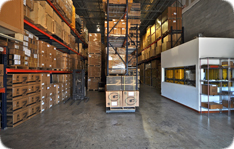 warehouse ophthalmic